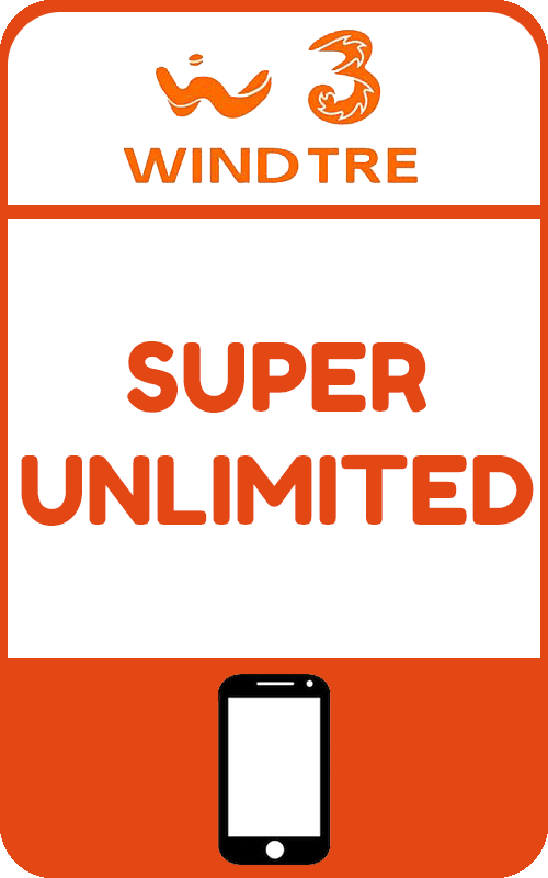 WINDTRE-SUPER-UNLIMITED